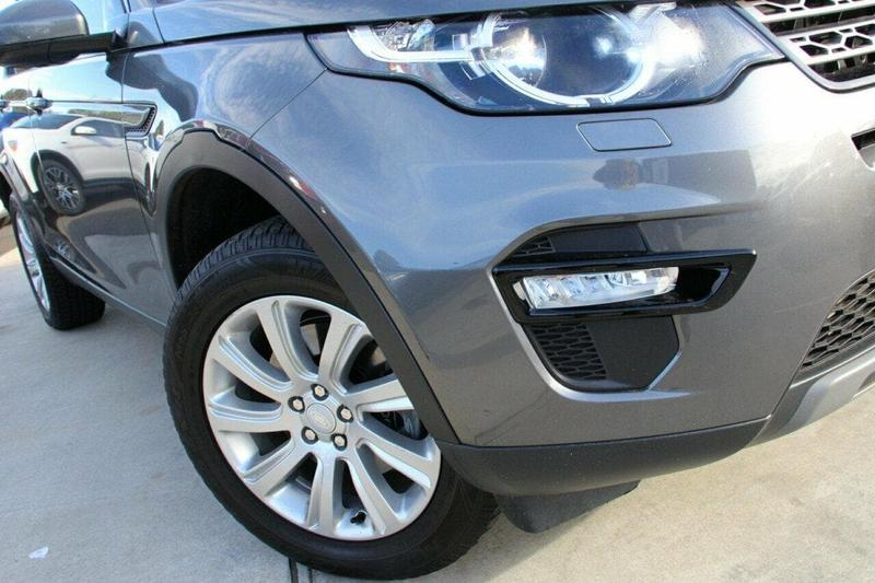LAND ROVER DISCOVERY SPORT TD4 L550 TD4 SE Wagon 5dr Spts Auto 9sp 4x4 2.2DT [MY16.5]