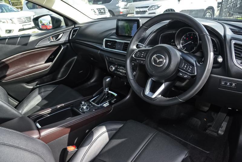 MAZDA 3 SP25 BN Series SP25 Hatchback 5dr SKYACTIV-Drive 6sp 2.5i [Jan]