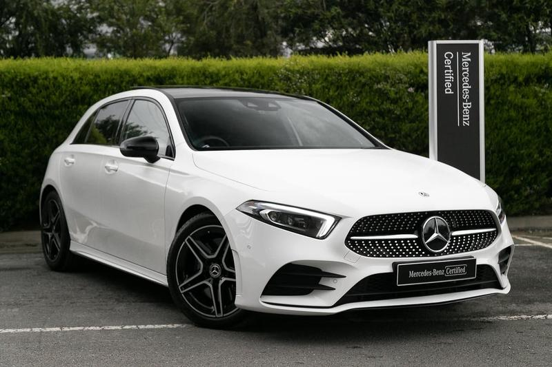 2019 Mercedes Benz A250 Amg Line Sports Automatic Dual Clutch