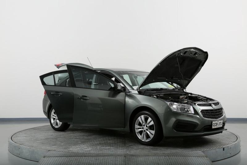 HOLDEN CRUZE Equipe JH Series II Equipe Sedan 4dr Spts Auto 6sp 1.8i [MY14]