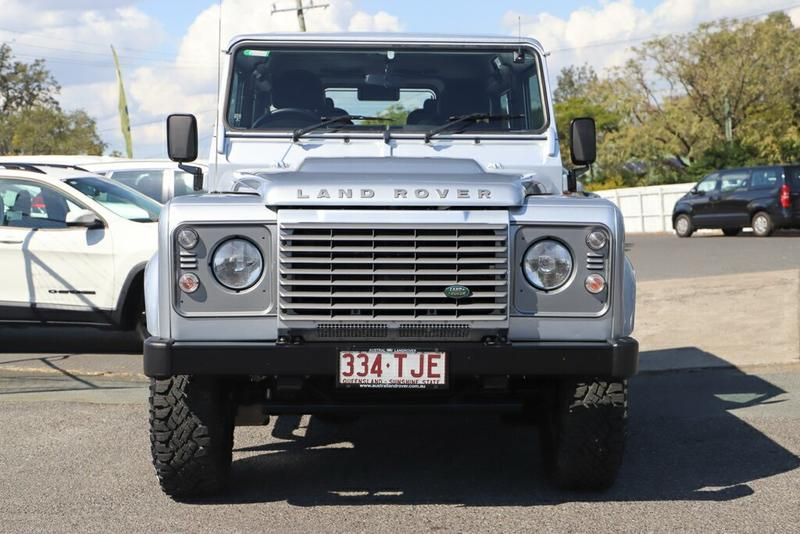 LAND ROVER DEFENDER  90 Wagon 3dr Man 6sp 4x4 2.2DT [MY13]