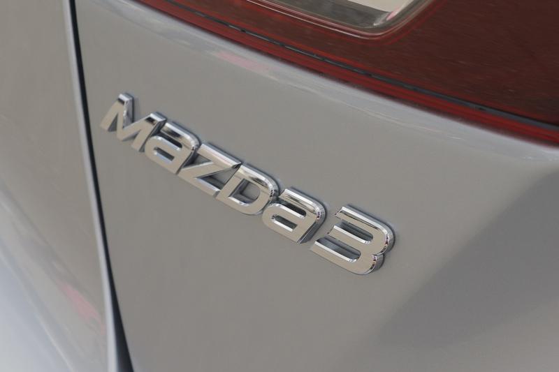 MAZDA 3 SP25 BN Series SP25 Sedan 4dr SKYACTIV-Drive 6sp 2.5i