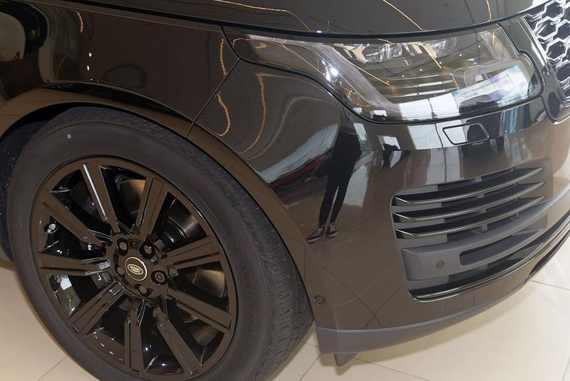 LAND ROVER RANGE ROVER SDV8 L405 SDV8 Vogue Wagon 5dr Spts Auto 8sp 4x4 4.4DTT [MY19]