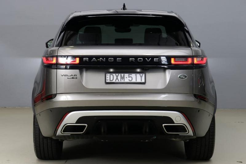 LAND ROVER RANGE ROVER VELAR D300 L560 D300 First Edition Wagon 5dr Spts Auto 8sp AWD 3.0DTT [MY18]