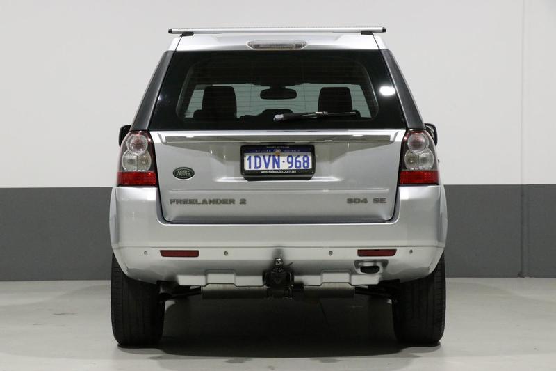 LAND ROVER FREELANDER 2 SD4 LF SD4 SE Wagon 5dr Spts Auto 6sp 4x4 2.2DT [MY13]