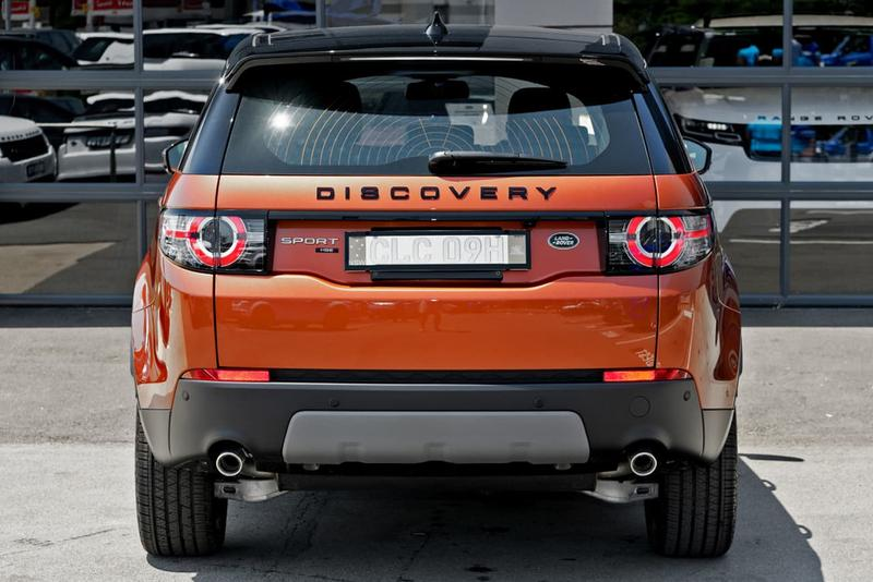 LAND ROVER DISCOVERY SPORT TD4 L550 TD4 HSE Luxury Wagon 5dr Spts Auto 9sp 4x4 2.0DT [MY18]