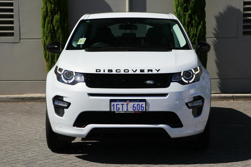 LAND ROVER DISCOVERY SPORT TD4 132kW L550 TD4 132kW HSE Wagon 5dr Spts Auto 9sp 4x4 2.0DT [MY19]
