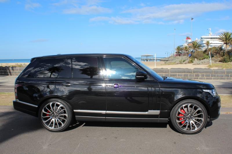 LAND ROVER RANGE ROVER V8SC L405 V8SC Vogue SE Wagon 5dr Spts Auto 8sp 4x4 5.0SC [MY15]