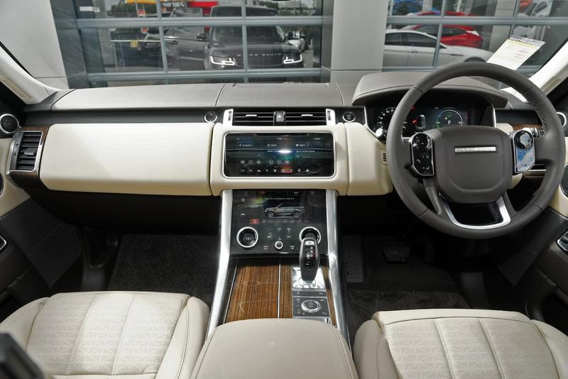 LAND ROVER RANGE ROVER SPORT Si4 PHEV L494 Si4 PHEV HSE Wagon 5dr CommandShift 8sp 4x4 2.0T/85kW Hybrid [MY19]