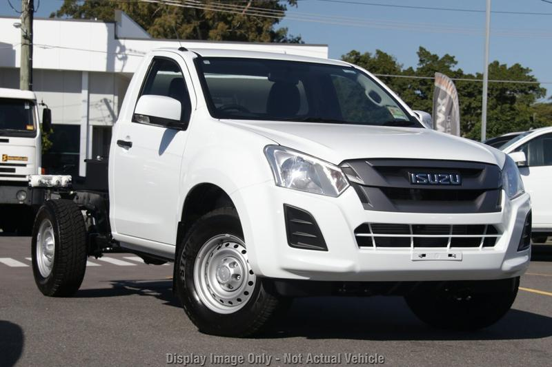 ISUZU D-MAX SX SX Cab Chassis Single Cab 2dr Man 6sp 4x2 3.0DT [MY19]