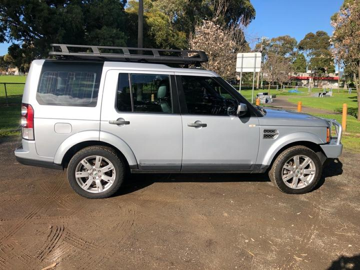 LAND ROVER DISCOVERY 4 SDV6 Series 4 SDV6 SE Wagon 7st 5dr CommandShift 6sp 4x4 3.0DTT [MY11]