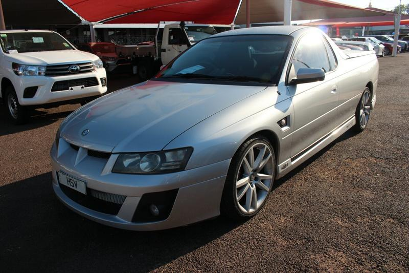 HOLDEN SPECIAL VEHICLES MALOO R8 Z Series R8 Utility Extended Cab 2dr Auto 4sp 6.0i [MY06]