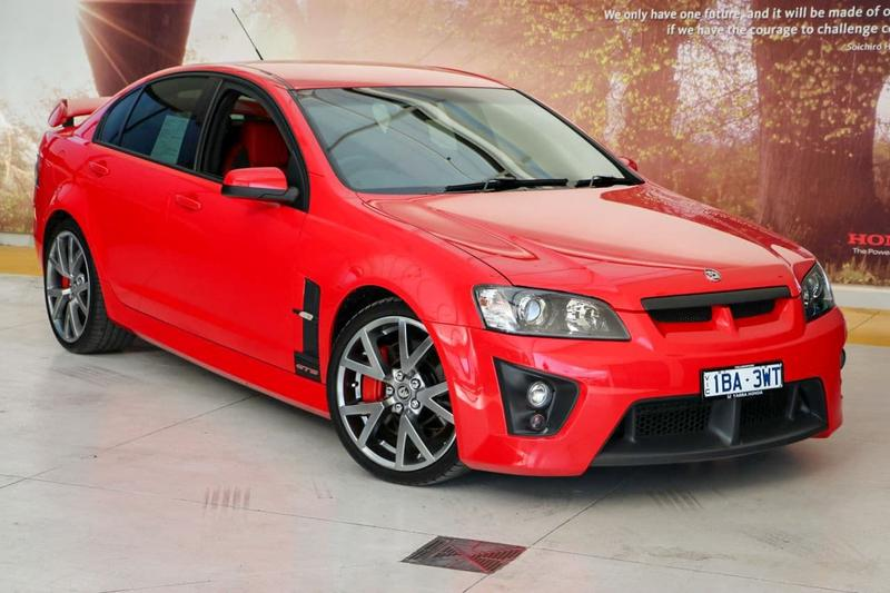 HOLDEN SPECIAL VEHICLES GTS  E Series Sedan 4dr Spts Auto 6sp 6.2i [MY09]