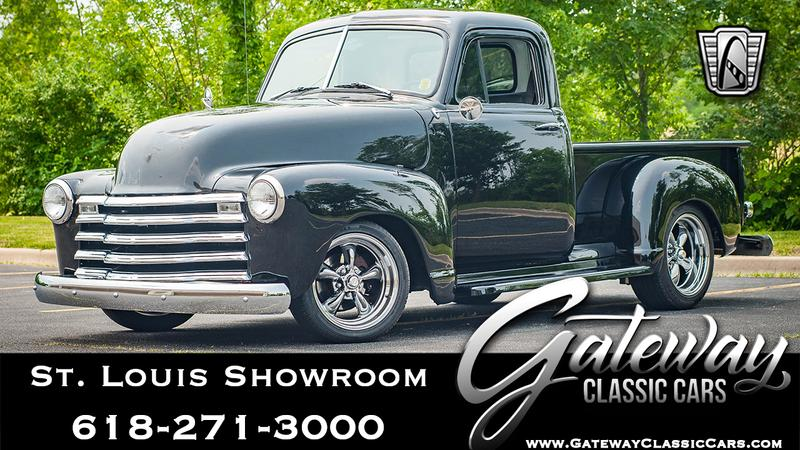 1948 Chevrolet 3100 3 Speed Automatic