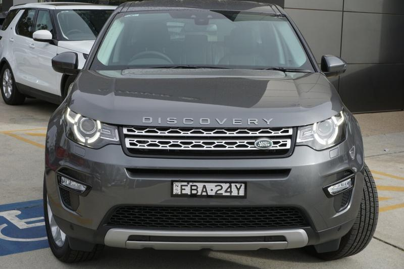 LAND ROVER DISCOVERY SPORT TD4 (110kW) HSE AWD