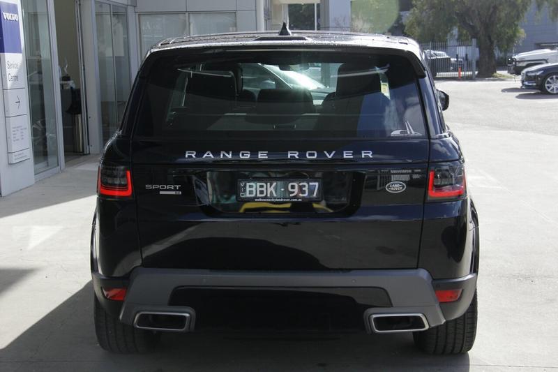 LAND ROVER RANGE ROVER SPORT SDV6 183kW L494 SDV6 183kW SE Wagon 5dr CommandShift 8sp 4x4 3.0DTT [MY19]