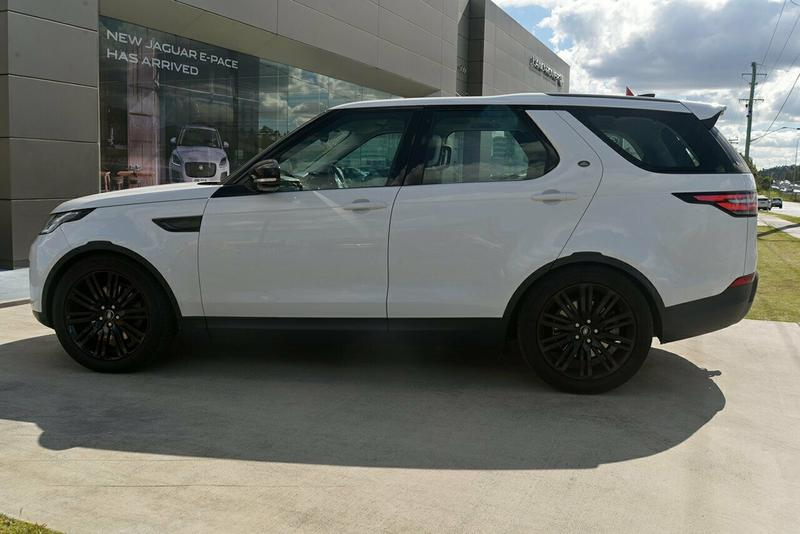 LAND ROVER DISCOVERY TD6 Series 5 TD6 HSE Wagon 5dr Spts Auto 8sp 4x4 3.0DT [MY18]