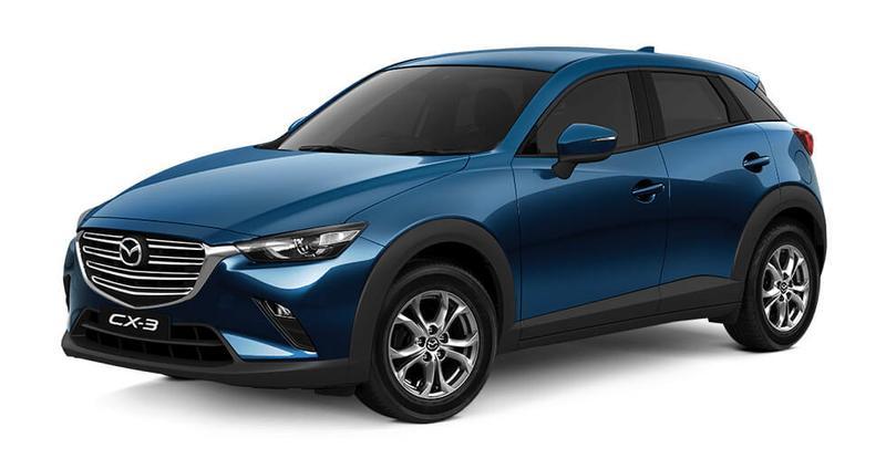 MAZDA CX-3 Maxx KF Series Maxx Sport Wagon 5dr SKYACTIV-Drive 6sp FWD 2.0i