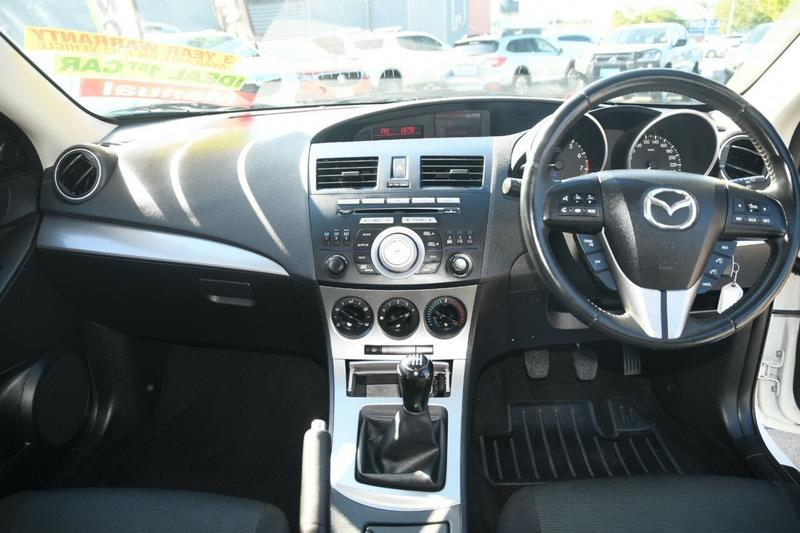 MAZDA 3 Maxx BK Series 2 Maxx Sport Hatchback 5dr Man 5sp 2.0i [MY08]