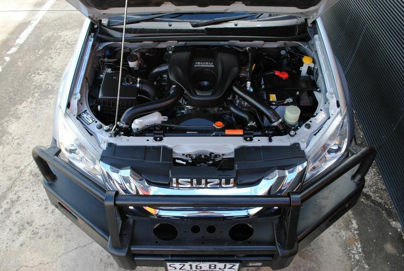 ISUZU MU-X LS-T LS-T Wagon 7st 5dr Rev-Tronic 5sp 4x4 3.0DT [MY15]