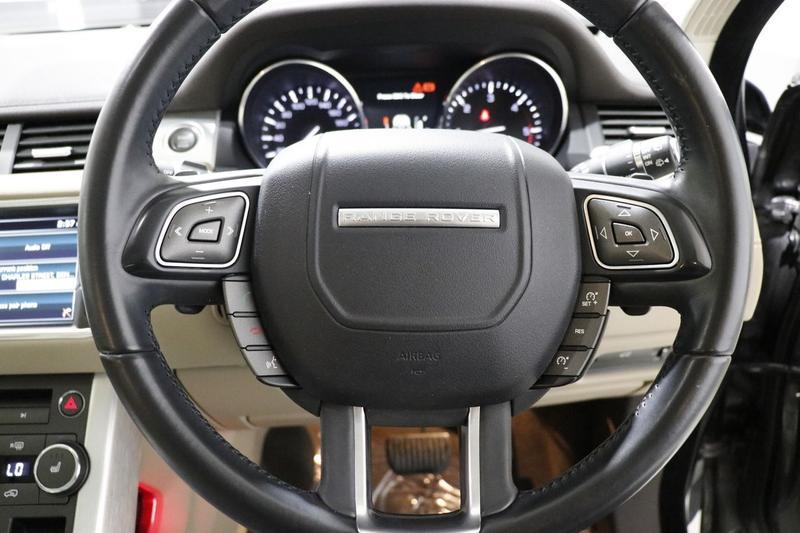 LAND ROVER RANGE ROVER EVOQUE TD4 L538 TD4 Pure Tech Wagon 5dr Spts Auto 9sp 4x4 2.2DT [MY15]