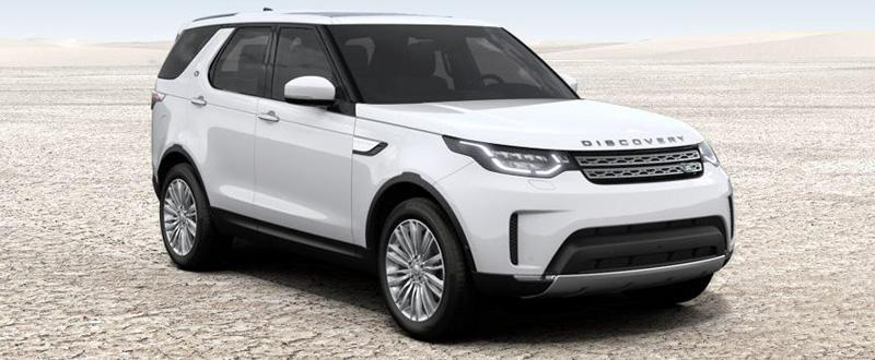 LAND ROVER DISCOVERY SD4 Series 5 SD4 HSE Luxury Wagon 5dr Spts Auto 8sp 4x4 2.0DTT [MY19]