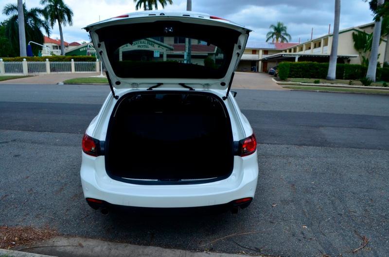 MAZDA 6 GT GJ GT Wagon 5dr SKYACTIV-Drive 6sp 2.5i