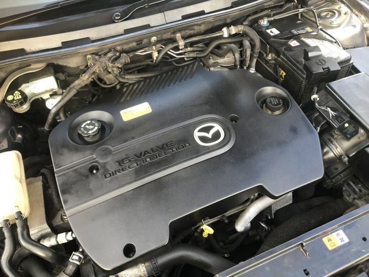 MAZDA 3 MZR-CD BK Series 2 MZR-CD Hatchback 5dr Man 6sp 2.0DT