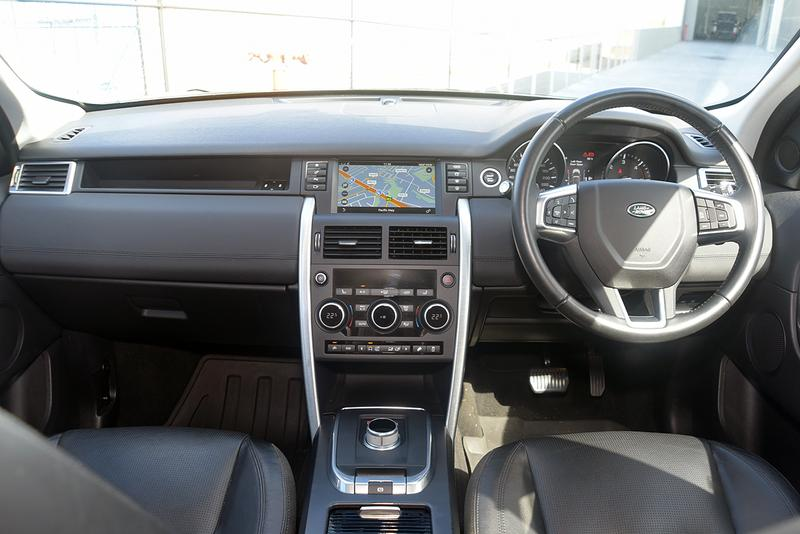 LAND ROVER DISCOVERY SPORT SD4 L550 SD4 HSE Wagon 5dr Spts Auto 9sp 4x4 2.2DT [MY16]