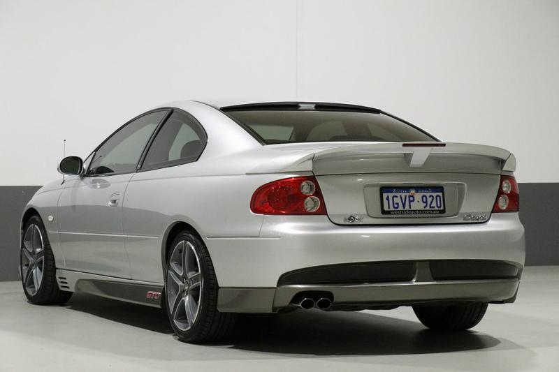 HOLDEN SPECIAL VEHICLES COUPE GTO V2 GTO Coupe 2dr Auto 4sp 5.7i