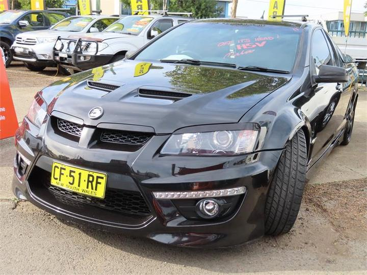 HOLDEN SPECIAL VEHICLES MALOO R8 E Series 3 R8 Utility Extended Cab 2dr Spts Auto 6sp 6.2i [Sep]