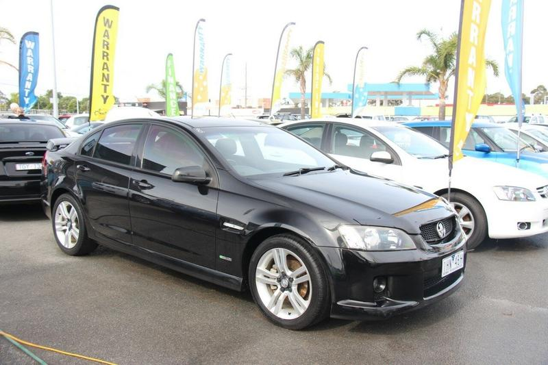 2009 HOLDEN COMMODORE SV6