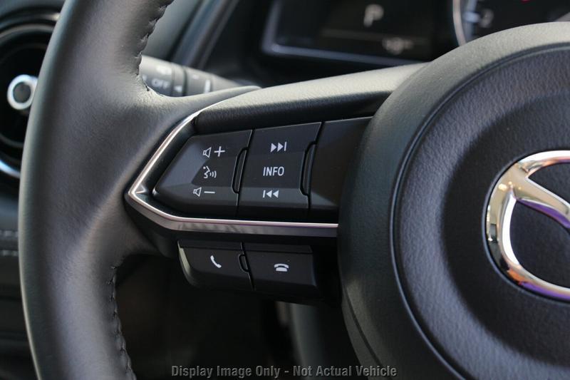 MAZDA CX-3 sTouring DK sTouring Wagon 5dr SKYACTIV-Drive 6sp FWD 2.0i