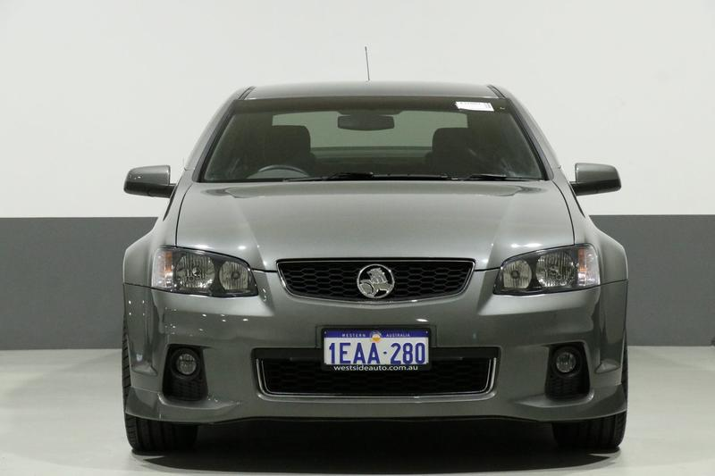 2012 HOLDEN COMMODORE SS