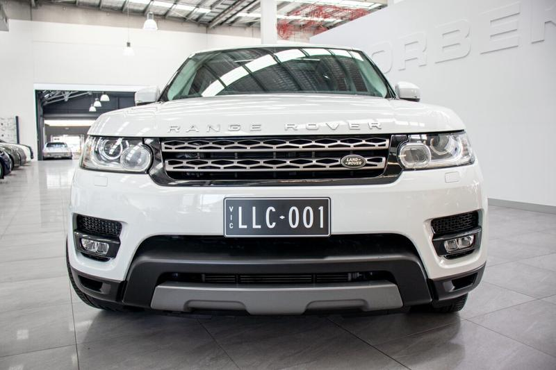 LAND ROVER RANGE ROVER TDV6 L494 TDV6 SE Wagon 5dr CommandShift 8sp 4x4 3.0DTT [MY14.5]
