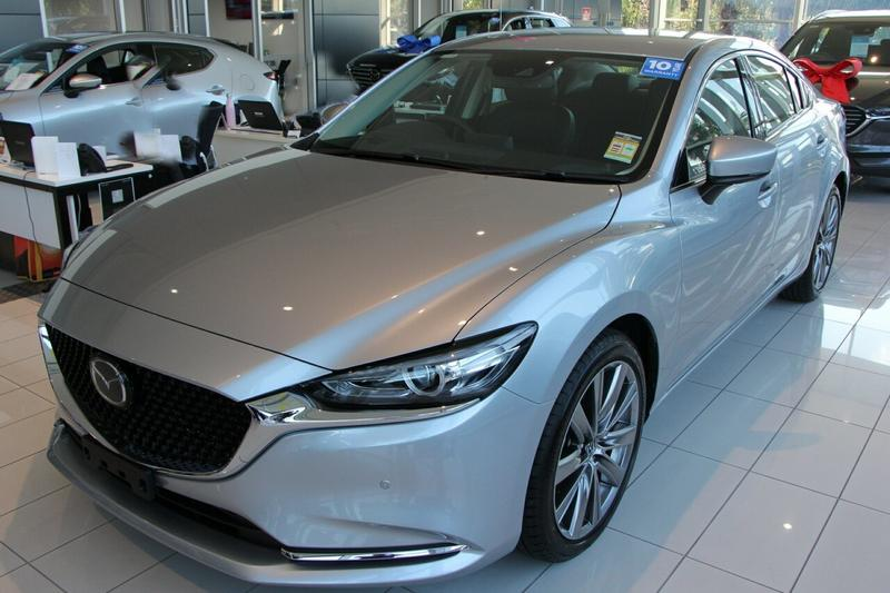MAZDA 6 GT GL Series GT Sedan 4dr SKYACTIV-Drive 6sp 2.5T [Apr]