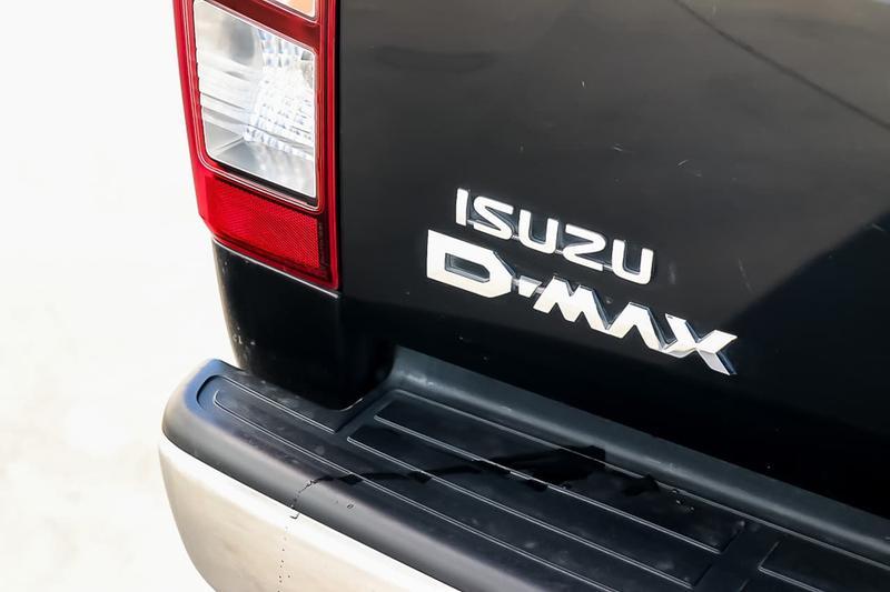 ISUZU D-MAX LS-Terrain LS-Terrain Utility Crew Cab 4dr Spts Auto 5sp 4x4 3.0DT [MY15.5]