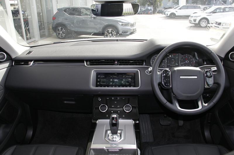 LAND ROVER RANGE ROVER EVOQUE P200 L551 P200 S Wagon 5dr Spts Auto 9sp 4x4 2.0T [MY20]