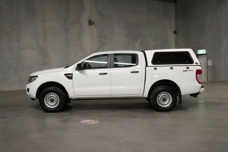 FORD RANGER XL PX XL Hi-Rider Utility Double Cab 4dr Spts Auto 6sp 4x2 2.2DT (Sep) [Sep]