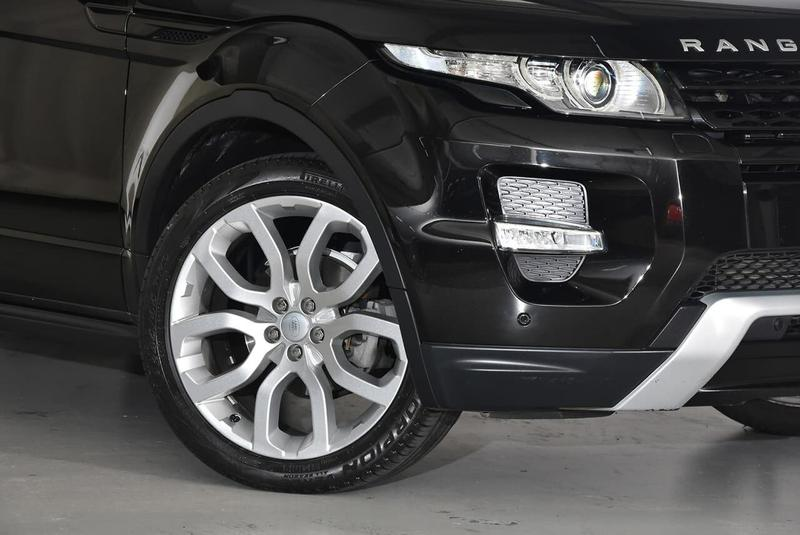 LAND ROVER RANGE ROVER EVOQUE TD4 L538 TD4 Dynamic Wagon 5dr Spts Auto 9sp 4x4 2.2DT [MY15]