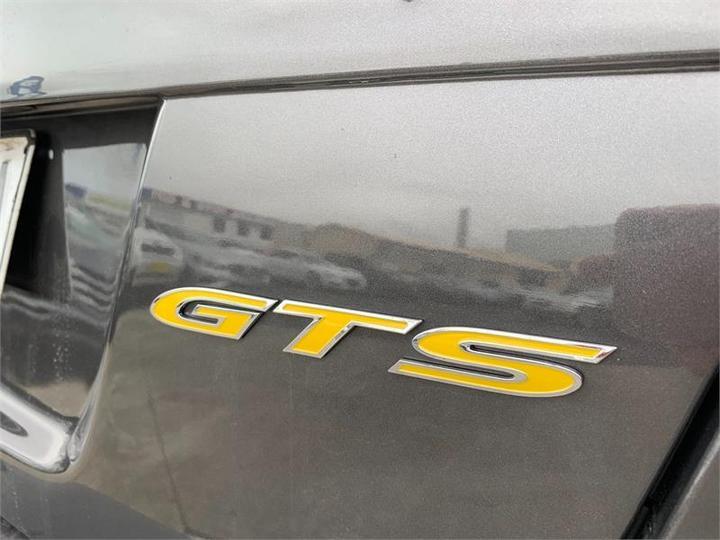 HOLDEN SPECIAL VEHICLES GTS  E Series Sedan 4dr Man 6sp 6.2i [MY09]
