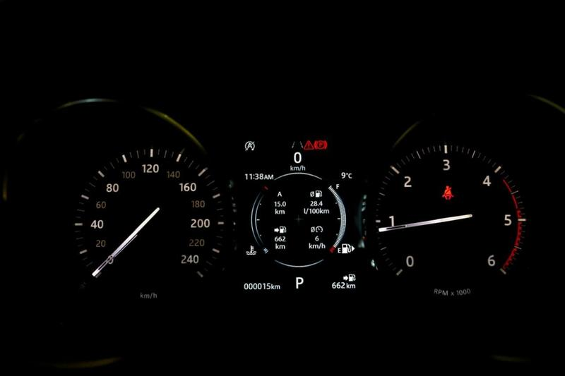 LAND ROVER RANGE ROVER EVOQUE TD4 132kW L538 TD4 132kW SE Wagon 5dr Spts Auto 9sp 4x4 2.0DT [MY19]