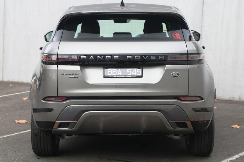 LAND ROVER RANGE ROVER EVOQUE P200 L551 P200 R-Dynamic S Wagon 5dr Spts Auto 9sp 4x4 2.0T [MY20]