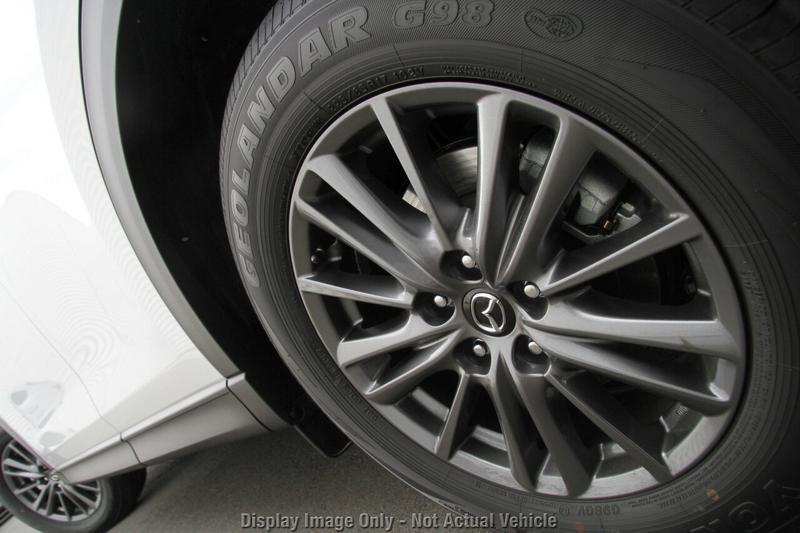 MAZDA CX-5 Maxx KF Series Maxx Sport Wagon 5dr SKYACTIV-Drive 6sp i-ACTIV AWD 2.5i