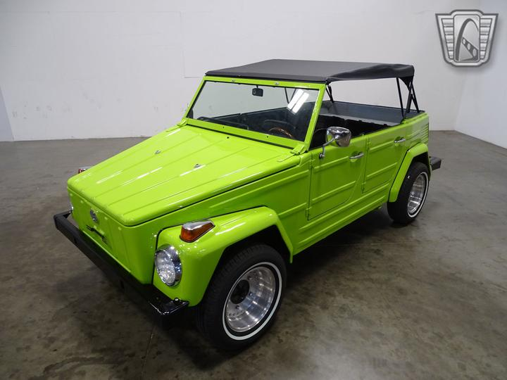 Volkswagen Thing For Sale >> 1973 Volkswagen Thing 4 Speed Automati