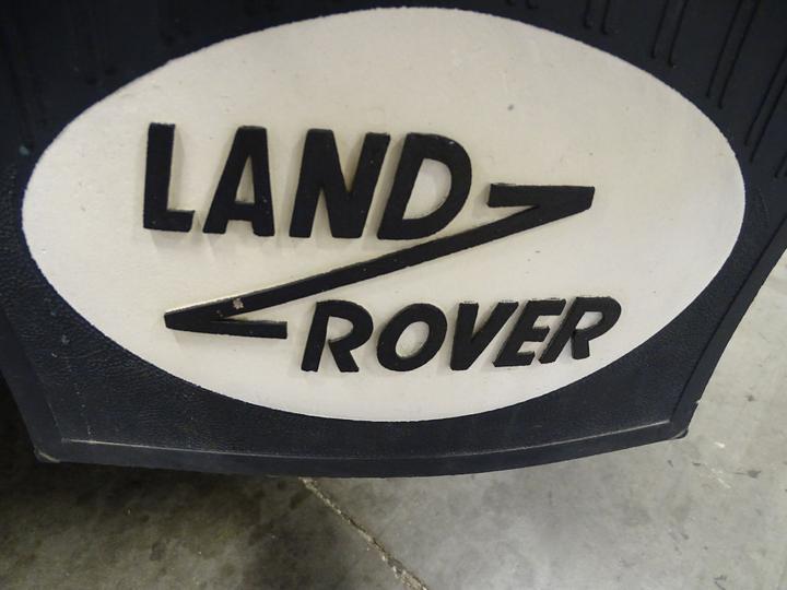 LAND ROVER IIA