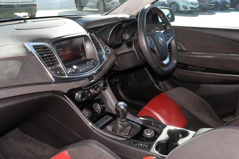 HOLDEN SPECIAL VEHICLES GTS  GEN-F Sedan 4dr Man 6sp 6.2SC [MY14]
