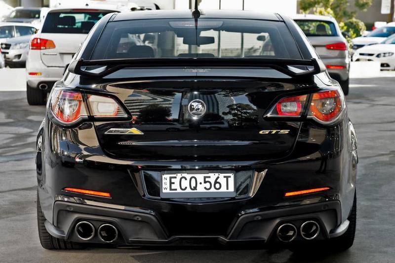 HOLDEN SPECIAL VEHICLES GTS  GEN-F2 Sedan 4dr Man 6sp 6.2SC [MY16]