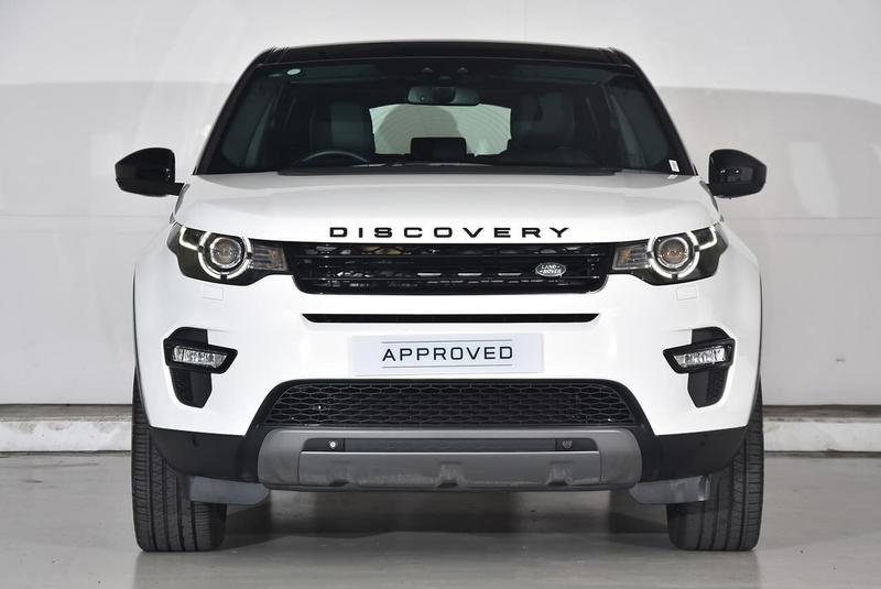LAND ROVER DISCOVERY SPORT SD4 L550 SD4 HSE Wagon 5dr Spts Auto 9sp 4x4 2.0DTT [MY18]