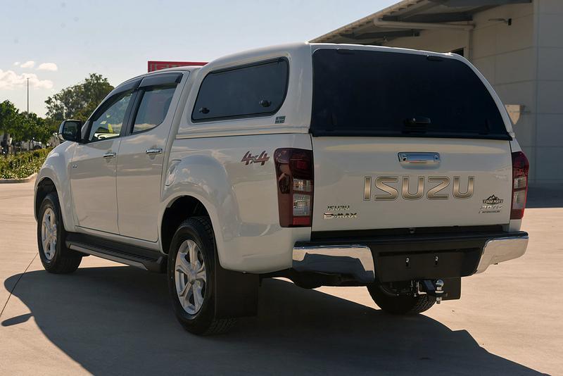 ISUZU D-MAX LS-U LS-U Utility Crew Cab 4dr Spts Auto 6sp 4x4 3.0DT [MY19]